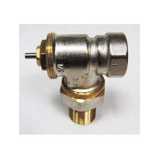 Set robinet cu cap termostatat KANN 1/2