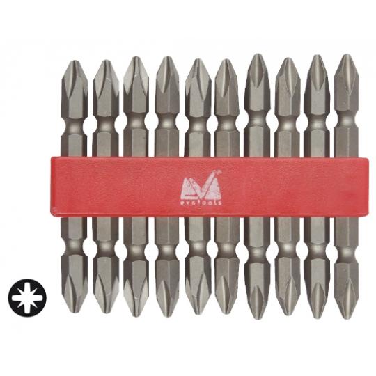 Set 10 biti PZ2, 65 mm BX