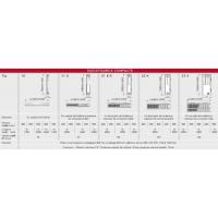 Calorifer otel V&N Vonova 22x600x1000