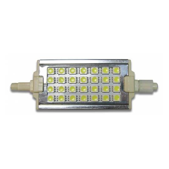 Bec proiector LED 4.5W, 118 mm