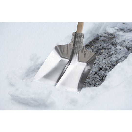 Lopata zapada aluminiu profesionala Meister