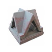 Capac beton pentru terminatie cos fum 37x37x31 cm