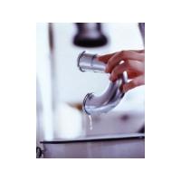 Sifon scurgere lavoar, inox cromat 1 1/4x32 mm Cleanmann