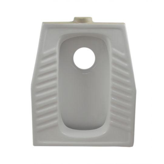 Vas WC turcesc ceramica Cleanmann