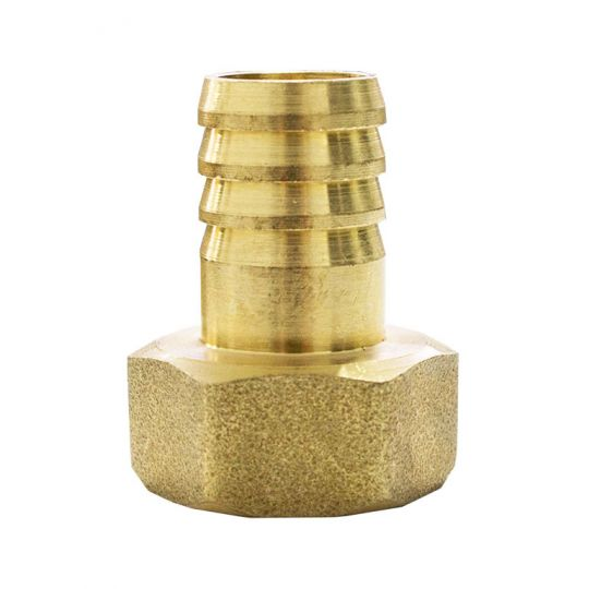 Stut FI 1/2x15 mm Bronz