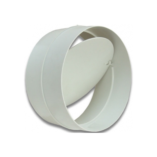 Clapeta de sens pentru tub 125 mm