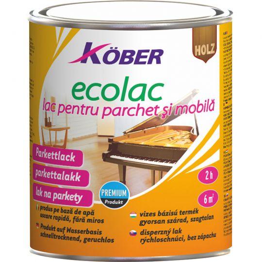 Lac pe baza de apa Ecolac 0.75 l Kober