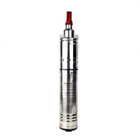 Pompa submersibila 500W, inox, 100 m , cu snec, 9.8 bar Joka
