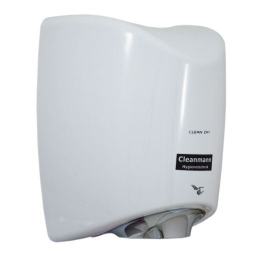 Uscator maini Clean Dry ABS Alb 1100W Cleanmann