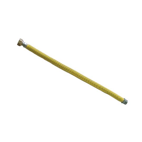 Racord flexibil gaz 1/2, 40-80 cm FI-FE