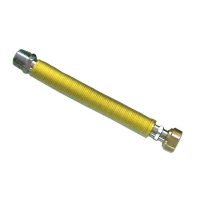 Racord flexibil gaz 3/4, 20-40 cm FI-FE