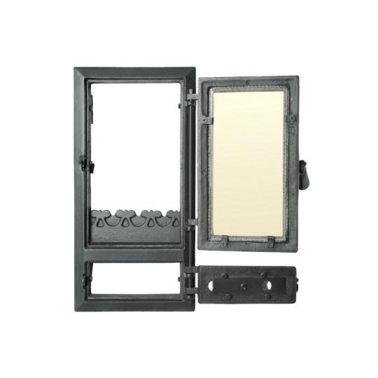 Usa semineu Modern Mic 240x480 mm