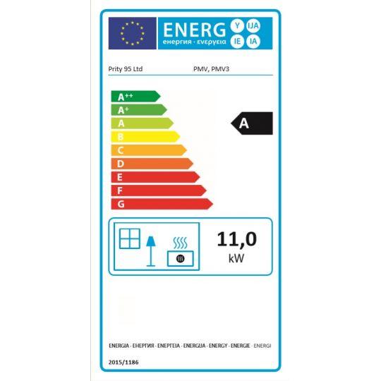 Semineu Prity PMV 11 kW New Age