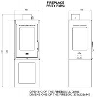 Semineu Prity PMV3 11 kW New Age