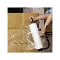 Folie ambalare stretch 50 cm transparenta