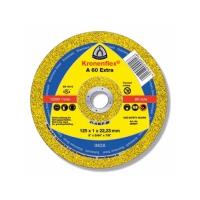 Disc abraziv A60 Extra 115x1x22,23 Inox Klingspor