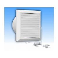 Ventilator baie cu jaluzea si intrerupator fir 100