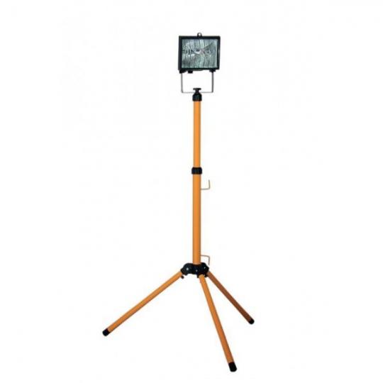 Proiector 1x150W cu suport telescopic Total Green