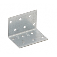 Coltar perforat 90 grade Tip 1- 40x40x60x2.0 mm
