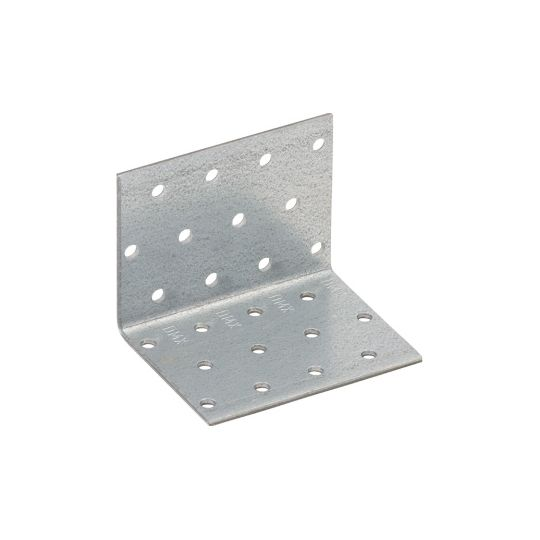 Coltar perforat 90 grade Tip 1- 60x60x80x2.0 mm