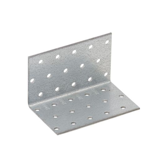 Coltar perforat 90 grade Tip 1- 60x60x100x2.0 mm
