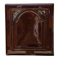Placa soba teracota Bizantin Maro