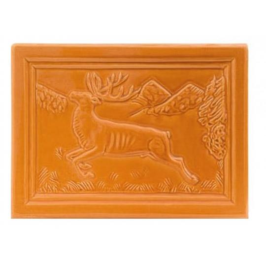 Medalion soba teracota Cerb Alun