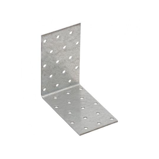 Coltar perforat 90 grade Tip 1- 100x100x60x2.0 mm
