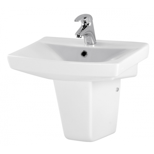 Lavoar Carina Cersanit 50 cm