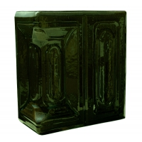 Stalp soba teracota Bizantin Verde