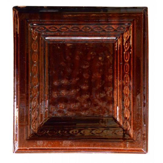 Placa soba teracota Rama Roschman Maro