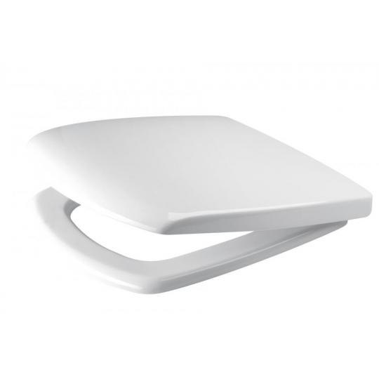 Capac WC Carina duroplast cu cadere lenta si demontare rapida (universal) Cersanit