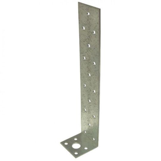 Coltar perforat 90 grade Tip 2- 300x40x40x2.0 mm