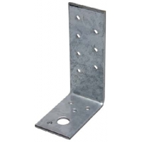 Coltar perforat 90 grade Tip 2- 80x65x100x3.0 mm
