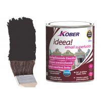 Vopsea Ideea Negru 20 kg Kober