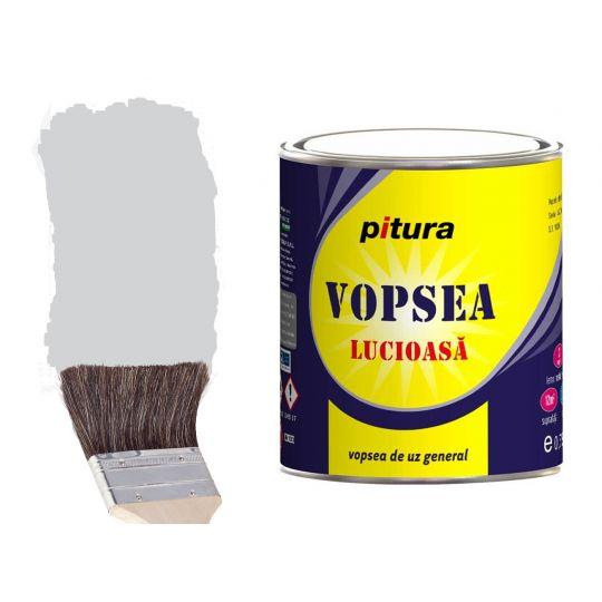 Vopsea Pitura Gri Deschis 4 l Kober