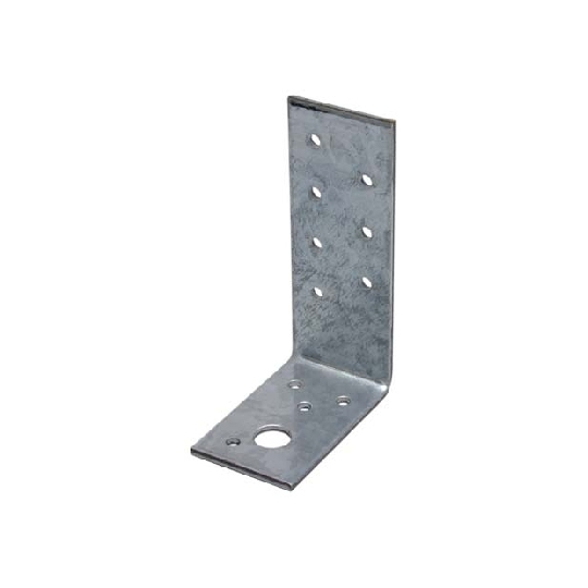 Coltar perforat 90 grade Tip 2- 120x65x80x3.0 mm