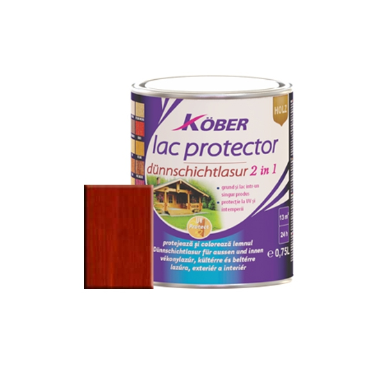 Lac protector 2 in 1 cires 10 l Kober