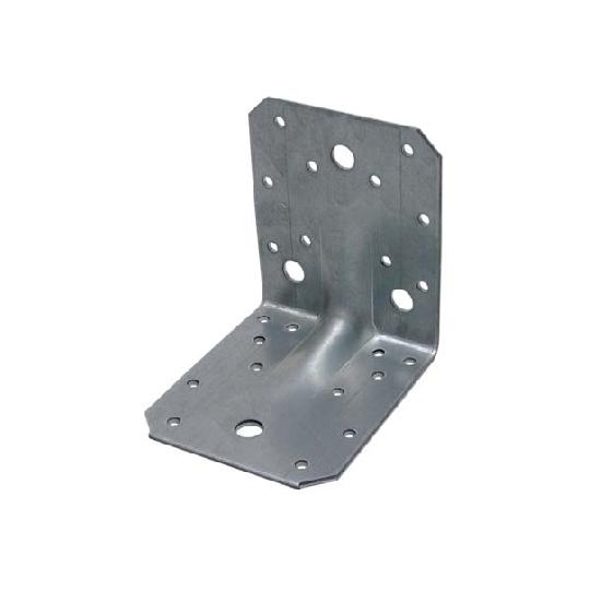 Coltar perforat 90 grade Tip 4n- 90x90x65x2.5 mm