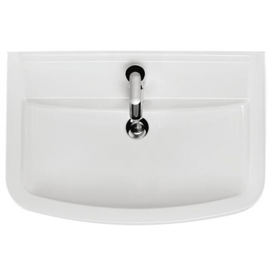 Lavoar Pure 55 cm, antibacterian Pure Silverit Cersanit