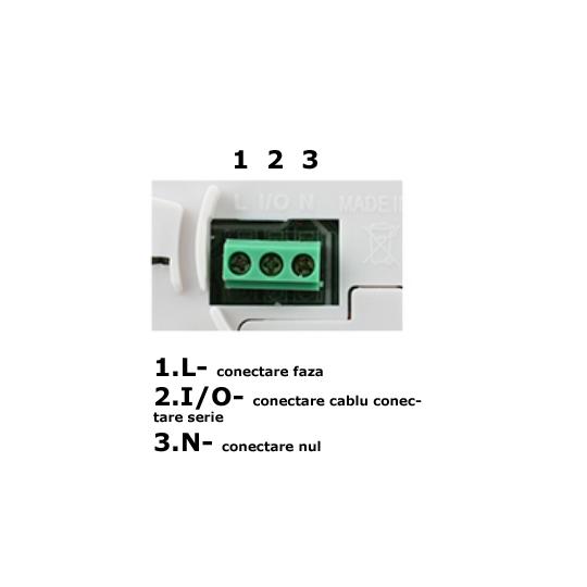 Detector fum Total Green fotoelectric