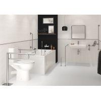 Vas WC compact pentru persoane cu dizabilitati Cersanit Etiuda Clean On (capac separat)