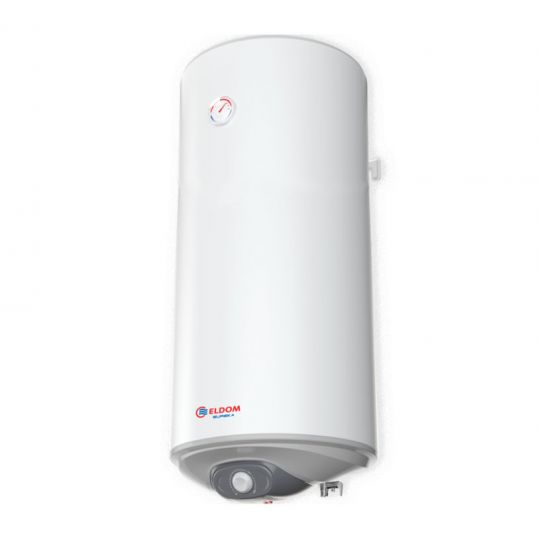Boiler electric Eldom 100 l Eureka, rezistenta 2x1000W, izolatie 32 mm, anticalcar