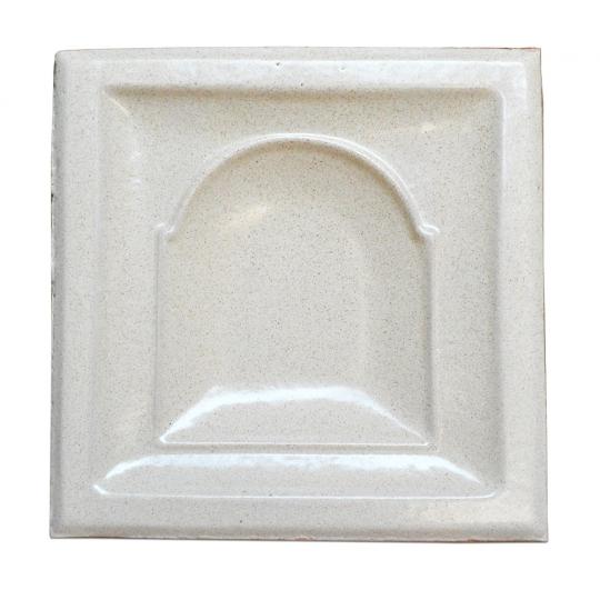 Placa soba teracota Arc Alb Sal