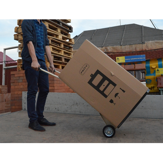Liza transport marfuri grele 200 kg