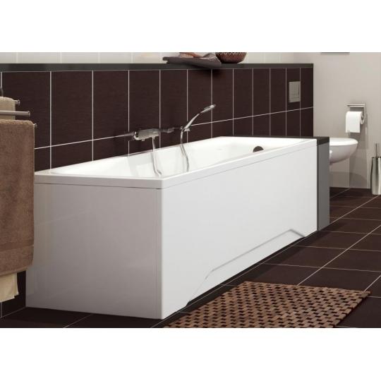 Cada de baie acril Cersanit Virgo 160x75 cm + set picioare inclus