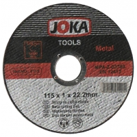 Disc debitare Joka metal EN12413 - 115x1 mm