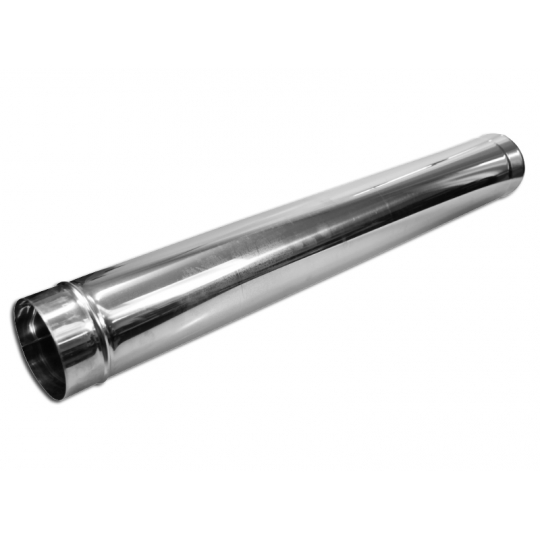 Burlan semineu inox 130 mm-0.95 ml