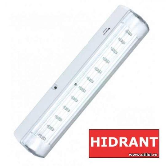 Indicator EXIT cu LED 24x0.1W TG-4105.03024, HIDRANT