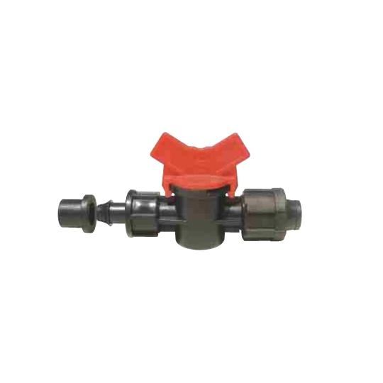 Mini robinet tub picurare conector garnitura guler 16 mm